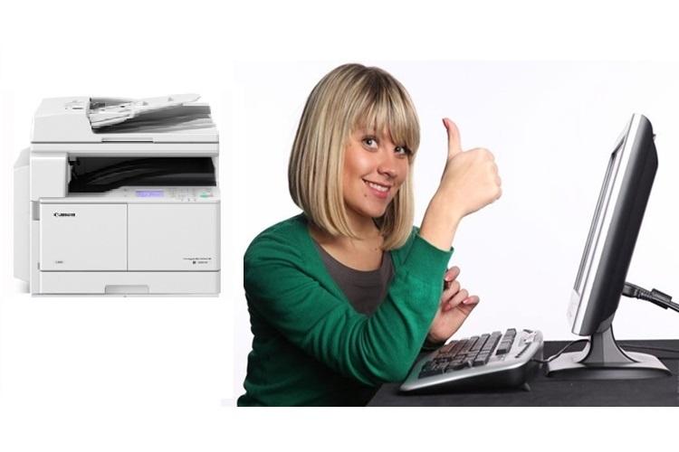 Máy photocopy Canon IR2004N 230V giúp tiết kiệm chi phí hiệu quả