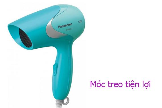Máy sấy tóc Panasonic EH-ND11-A645 móc treo tiện lợi