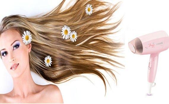 Máy sấy tóc Philips BHC010/00 công suất 1200W