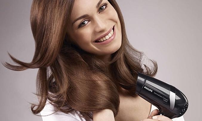 Máy sấy tóc Philips BHD001 nhỏ gọn dễ sử dụng