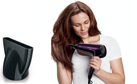 Chức năng sấy mát của máy sấy tóc Philips HP8233/00