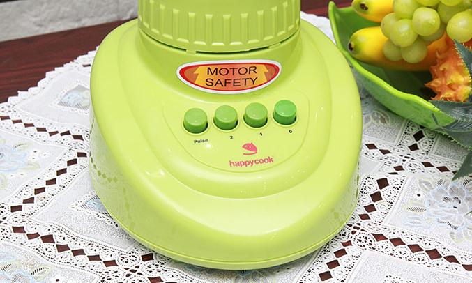 Máy xay sinh tố Happy Cook HCB-150B dễ điều chỉnh