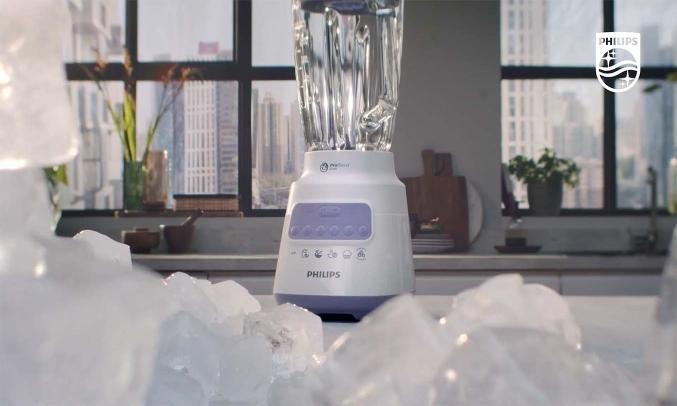 Máy xay sinh tố Philips HR2223/00 Vệ sinh rất dễ dàng