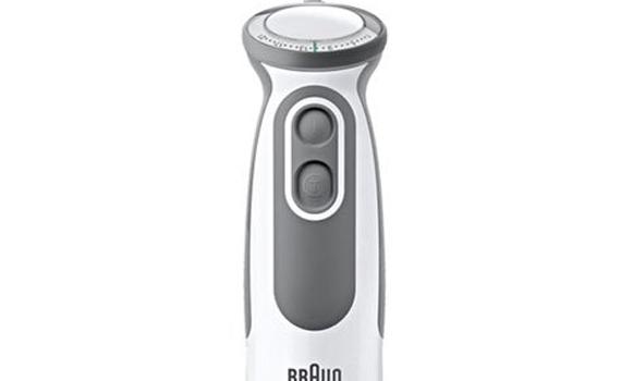 Máy xay Braun MQ5000 Soup Vario có 21 tốc độ xay