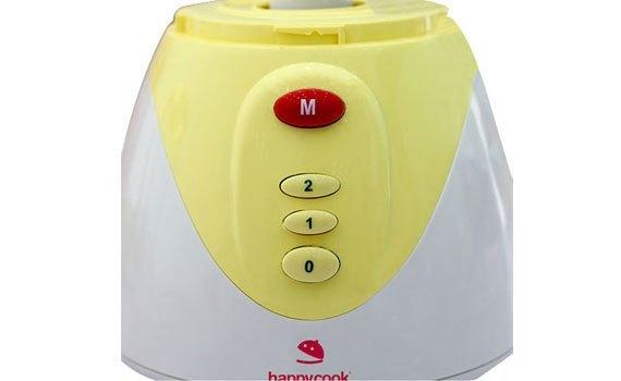 Máy xay sinh tố Happycook HC-200B dễ sử dụng