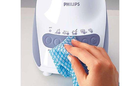 Máy xay sinh tố Philips HR2115 rất tiện dụng