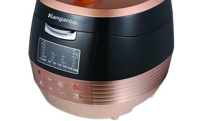 Nồi áp suất Kangaroo KG-289 hiện đại