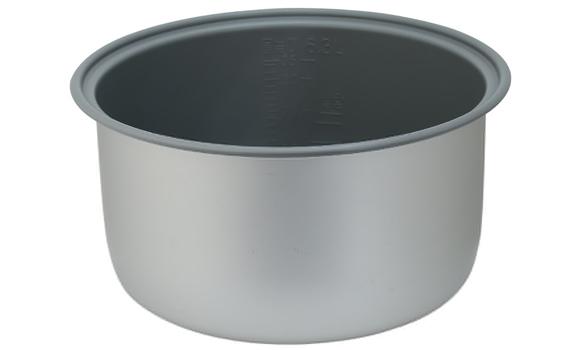 Lòng nồi cơm điện Cuckoo CR-3521S 6.3 lít làm nằng nhôm cao cấp chống dính