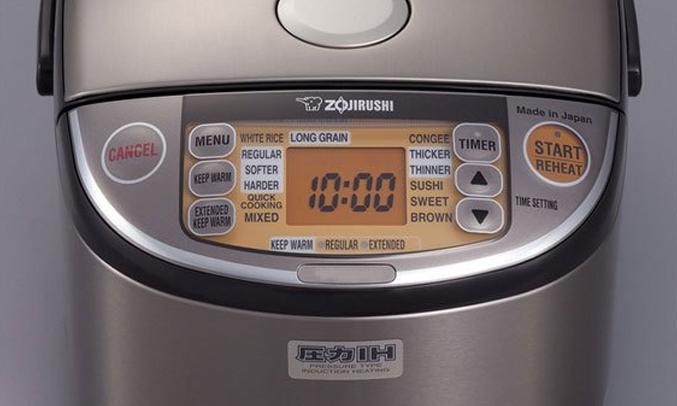 Nồi cơm điện Zojirushi NP-HRQ18 màn hình LED