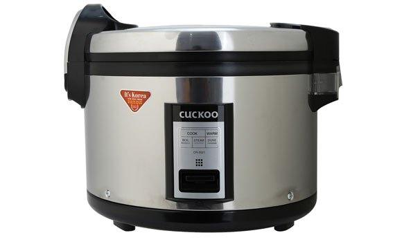 Nồi cơm điện Cuckoo CR-3521 6.3 lít tiện lợi tối đa
