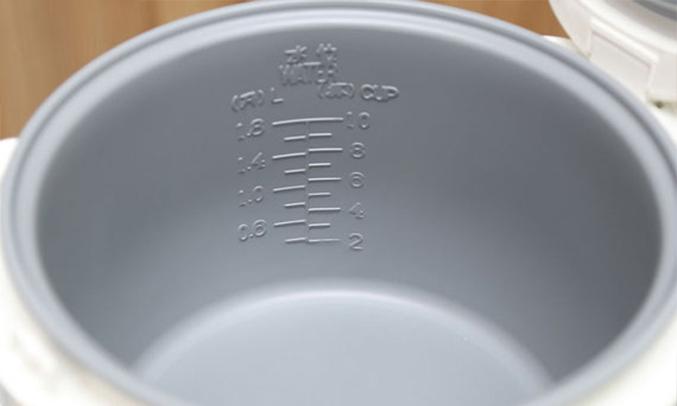 Nồi cơm điện Sanyo ECJ-SP18B 1.8 lít sang trọng, tinh tế