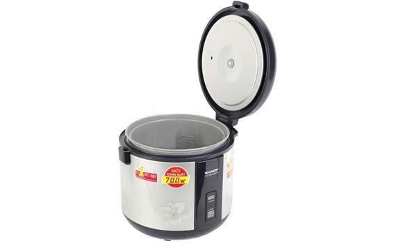 Nồi cơm điện Sharp KS-NR18STV 1.8 lít giá tốt tại nguyenkim.com