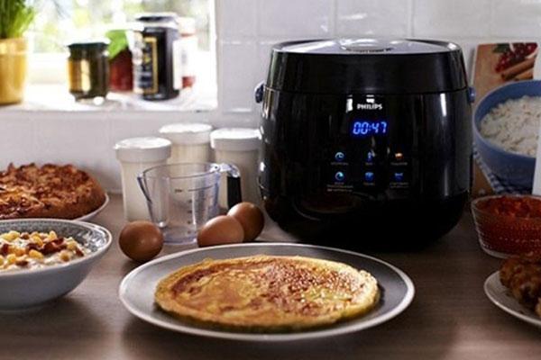 Ai bảo nồi cơm điện chỉ có thể nấu cơm, Philips HD3060 đã chứng minh điều này là sai