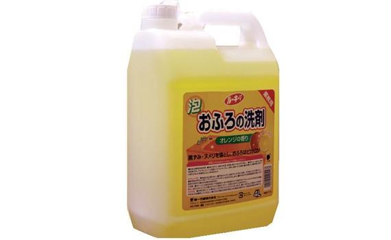 Nước tẩy rửa nhà tắm lau sàn WAI Rokie V 4 lítcó mùi hương thoang thoảng dễ chịu