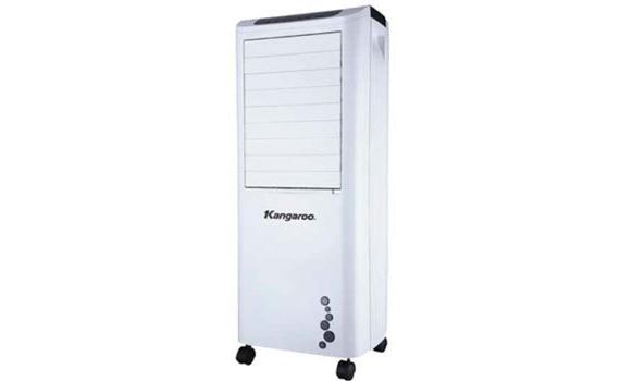 Quạt hơi nước Kangaroo KG50F19 dễ dàng di chuyển