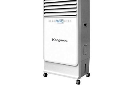 quạt hơi nước Kangaroo KG50F24 là màn hình LED hiển thị