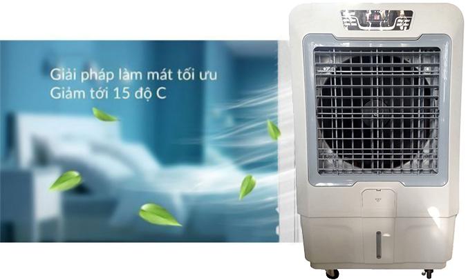 Quạt điều hòa Sunhouse SHD7772 tạo độ ẩm tốt