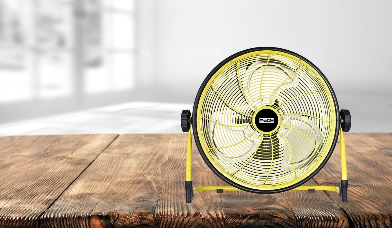 Quạt sạc 10W AC ARF01D113 - Công suất 25W