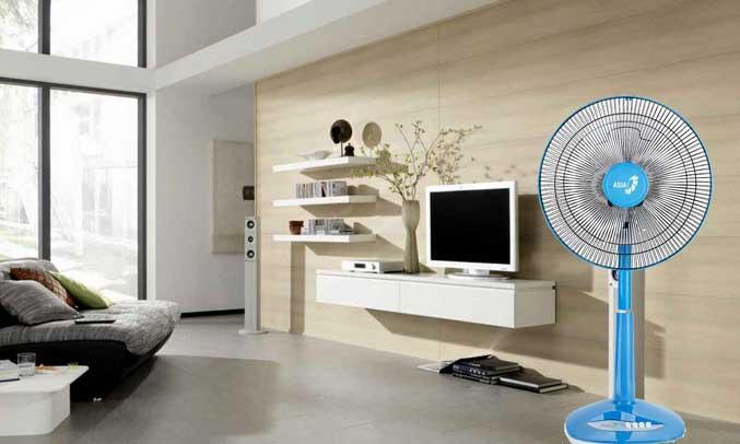 quạt Asia đem đến sự thoải mái và tiện lợi nhất cho người sử dụng.