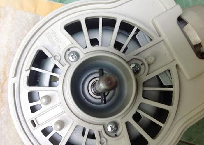 Hình ảnh motor bạc đạn