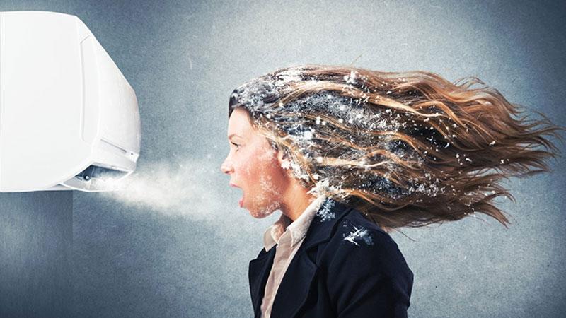 Máy lạnh là thiết bị làm mát tối ưu nhất hiện nay
