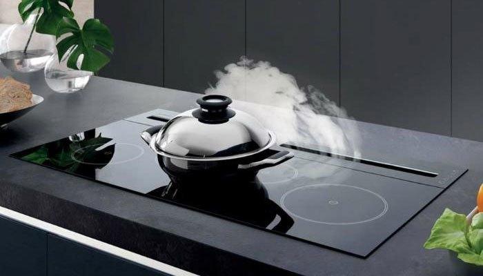 Đừng rời khỏi bếp điện từ khi đang nấu ở nhiệt độ cao nhé!