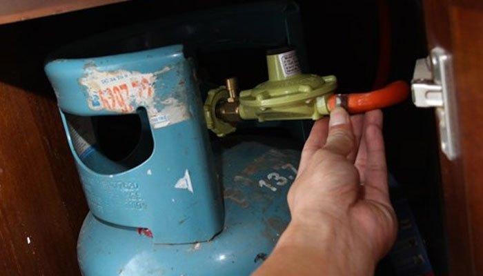 Kiểm tra gas thường xuyên