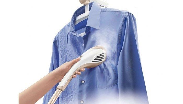 Bàn ủi hơi nước hiện đại giúp ủi đồ nhanh hơn
