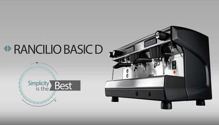 Máy pha cà phê chuyên nghiệp thích hợp cho các nhà hàng, quán cà phê lớn