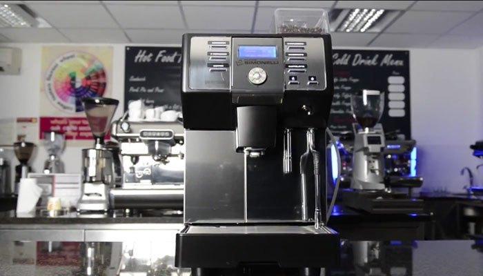 Máy pha cà phê tự động cho bạn những ly cà phê chất lượng