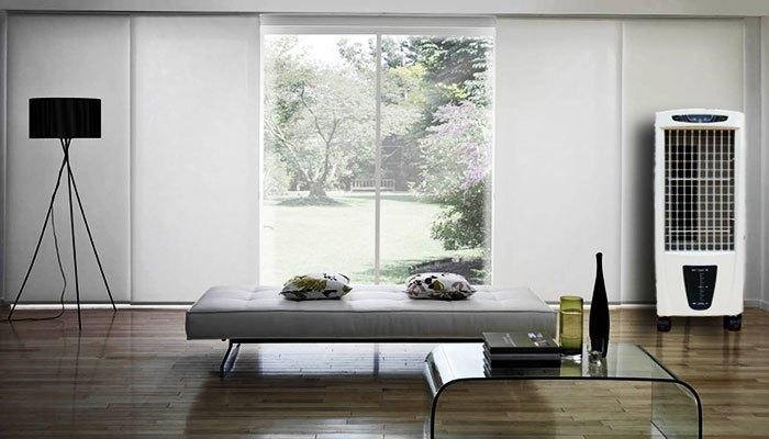 Quạt hơi nước Aqua AREF - B110MK3A mang đến hiệu quả làm mát tốt cho căn phòng bạn