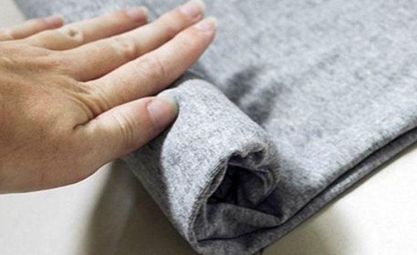 Bất ngờ chưa, nệm có thể làm phẳng quần áo