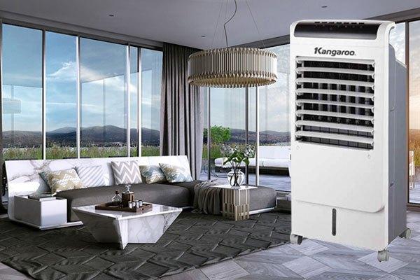 Bạn có thể điều khiển từ xa quạt hơi nước Kangaroo KG50F11 dễ dàng