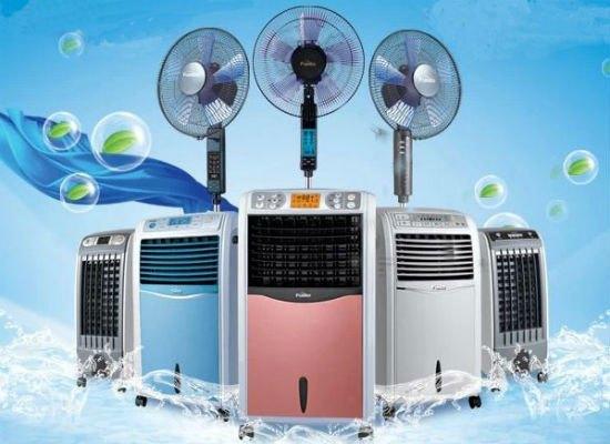 Bạn có thể phân biệt quạt hơi nước và quạt phun sương dễ dàng