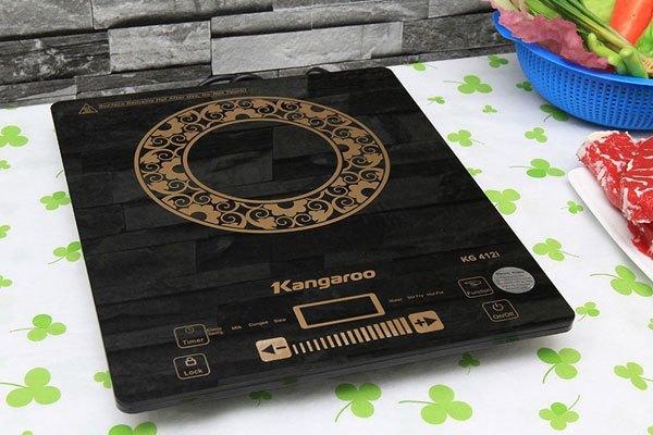 Với giá cả hợp lý cùng thiết kế sang trọng, bếp từ Kangaroo KG412I sẽ là lựa chọn hoàn hảo cho người vợ yêu quý