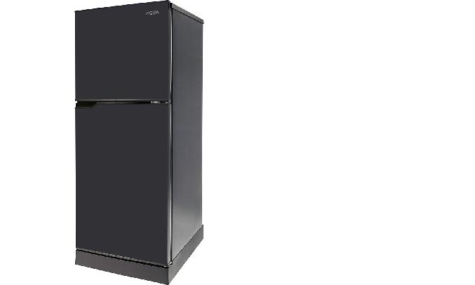 Tủ lạnh Aqua 130 lít AQR-T150FA (BS) - Khay kính chịu lực