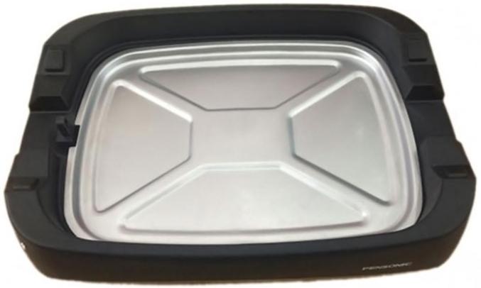 Vỉ nướng Pensonic PTG-102 vệ sinh dễ dàng