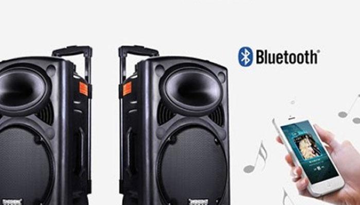 """Kết nối Bluetooth không dây giúp loa và điện thoại nhanh chóng """"hợp nhất"""""""