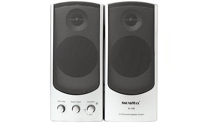 Loa vi tính Soundmax A140 hiện đại