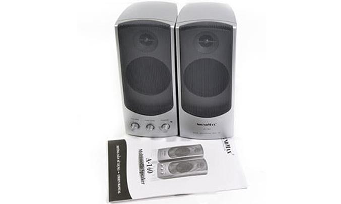 Loa vi tính Soundmax A140 âm thanh tuyệt hảo