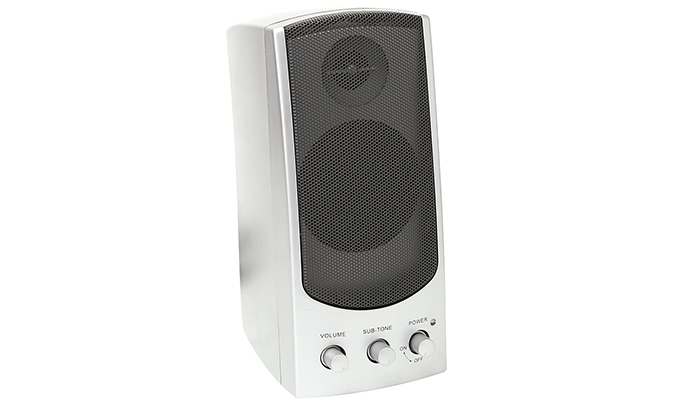 Loa vi tính Soundmax A140 dễ kết nối