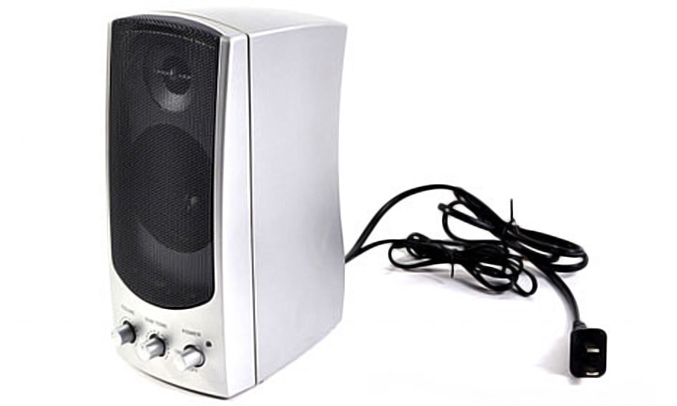 Loa vi tính Soundmax A140 có jack cấm