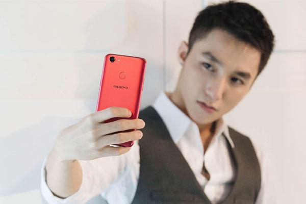"""Đặt trước smartphone """"không viền"""" OPPO F5, nhận ngay loa di động hiện đại"""