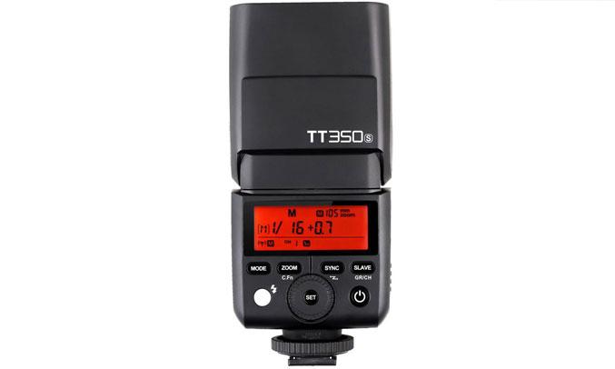 Đèn Flash Godox TT350S giá tốt
