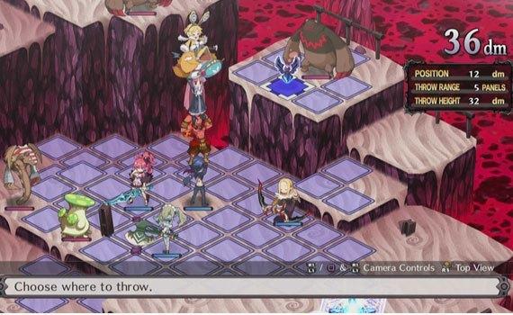 Đĩa game PCAS00041 Disgaea 5 có âm thanh tuyệt hảo