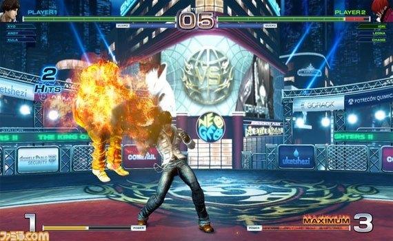 Đĩa game PLAS05183 The King of Fighter đặc sắc lý thú