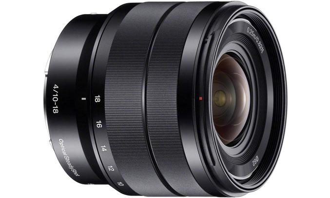 Ống kính Sony SEL1018  C AE giá tốt