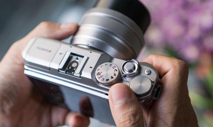 Máy ảnh Fujifilm X-A5 quay phim đẹp