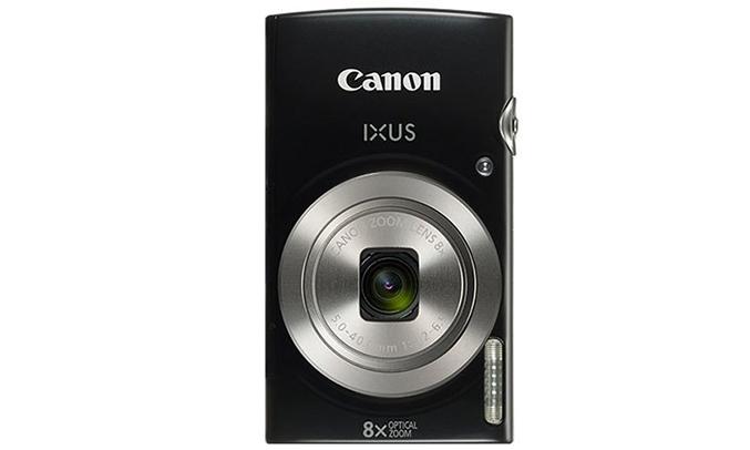 Máy ảnh Canon IXUS 185 màu đen cá tính