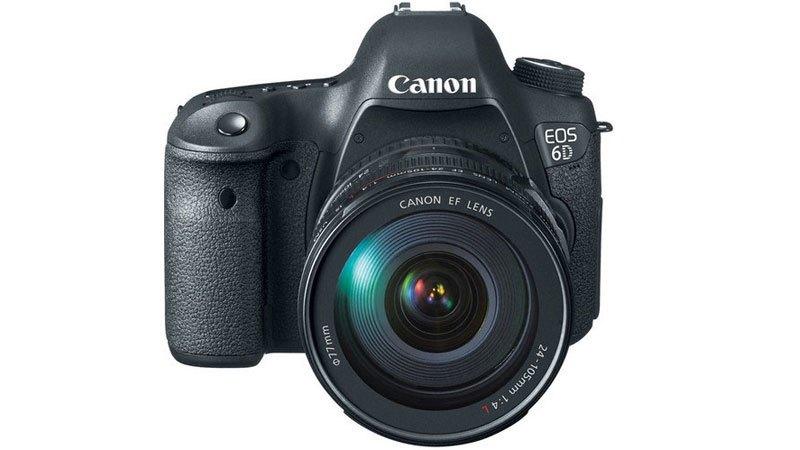 máy ảnh Canon EOS 6D giá tốt tại Nguyễn Kim
